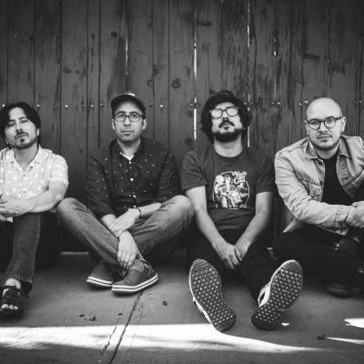 La banda tijuanense Shantelle anda de estreno con álbum debut