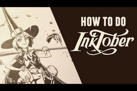 Inktober: Cuando octubre y la tinta se unen