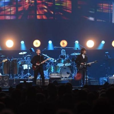 Eagles regresa tras 20 años desde su último álbum en directo