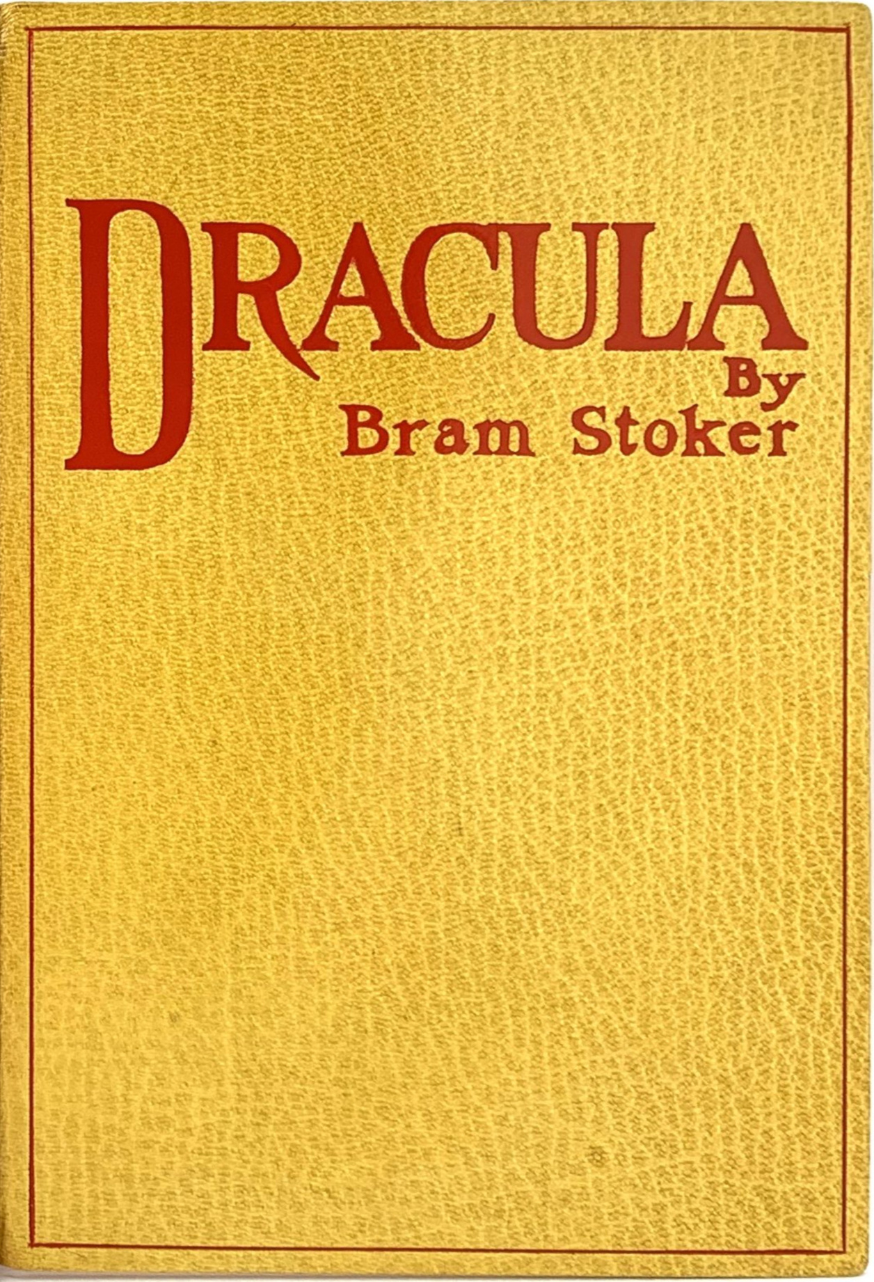 Bram Stoker, el padre de 'Drácula'