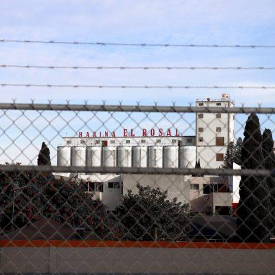 Una fábrica con presencia visual en la estructura urbana de Tijuana