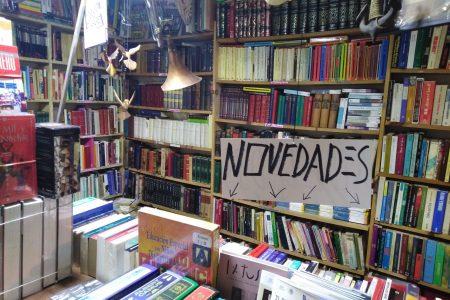 Libros Café y Jazz; Comercio local literario
