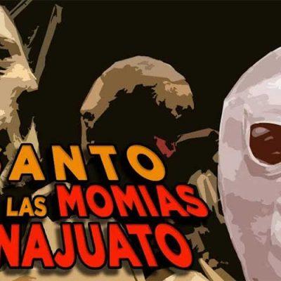 'El Santo contra las momias de Guanajuato'; Un clásico del cine de terror mexicano