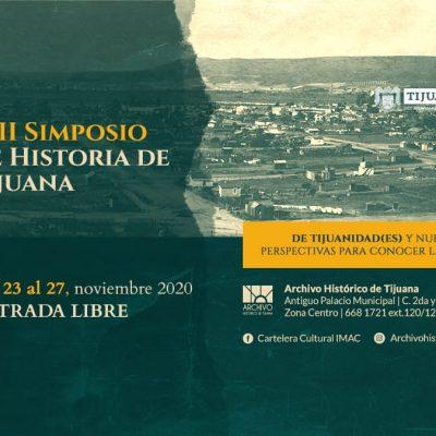 Sigue las actividades del primer simposio virtual sobre historia de Tijuana