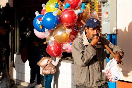 (Galería) De Oficio en la zona centro de Tijuana
