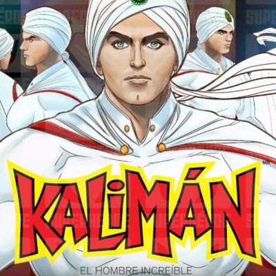 Kalimán; El héroe mexicano que resurge