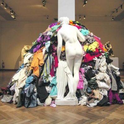 La Venus, povera y contemporánea