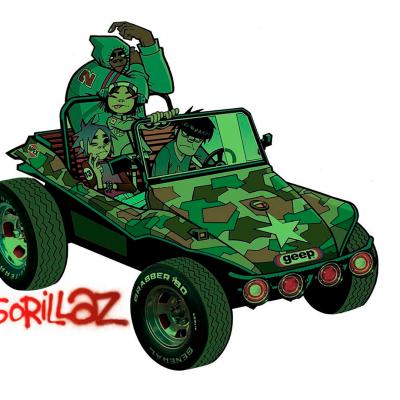 El debut de Gorillaz cumple 20 años y no pudo envejecer mejor