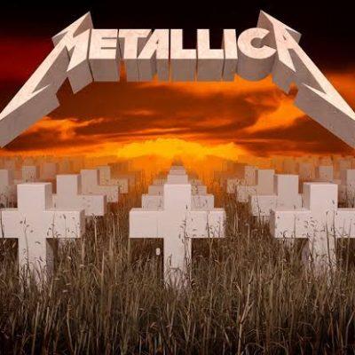 Hoy cumple 35 años «Master Of Puppets», el tercer álbum de Metallica